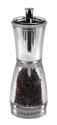Cole & Mason Μύλος Αλατιού-Πιπεριού Combi Ακρυλικός 14cm