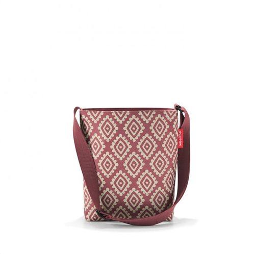 Reisenthel τσάντα ώμου shoulderbag S σειρά Diamonds Rouge