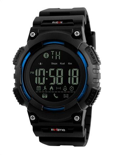 INTIME Smartwatch SW-V02 Pedometer Remote Camera αδιάβροχο