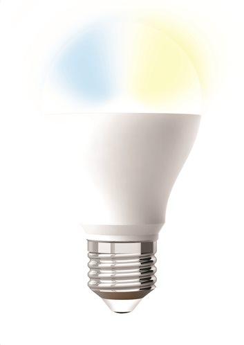 iDual Δύο Έξυπνες Λάμπες LED Smart Α60 10W E27 CCT 2200K-6500K 230V - 2-Pack με τηλεκοντρόλ