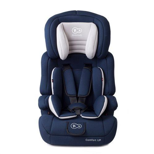 Kinderkraft Παιδικό Κάθισμα Αυτοκινήτου Χρώματος Navy για Παιδιά 9-36 Kg Comfort Up