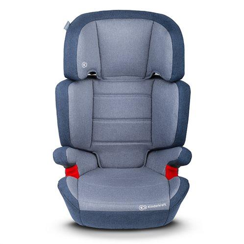 Παιδικό Κάθισμα Αυτοκινήτου Χρώματος Μπλε για Παιδιά 15-36 Kg 2018 Kinderkraft Junior Plus