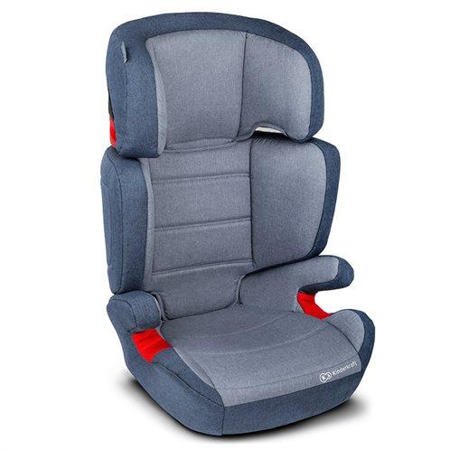 3778d8780a4 Παιδικό Κάθισμα Αυτοκινήτου Χρώματος Μπλε για Παιδιά 15-36 Kg 2018  Kinderkraft Junior Plus image