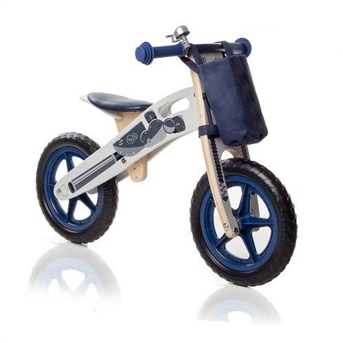 Kinderkraft Παιδικό Ξύλινο Ποδήλατο  KKRUNNRMOT000Z