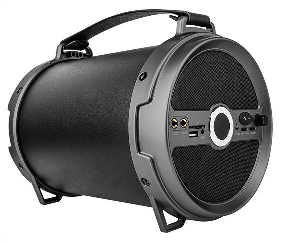 KRUGER&MATZ φορητό ηχείο KM0529XXL 18W RMS 1800 mAh BT/SD μαύρο