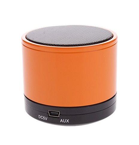 KISONLI Φορητό ηχείο K-S10 BT/SD/FM/Aux in Handsfree πορτοκαλί