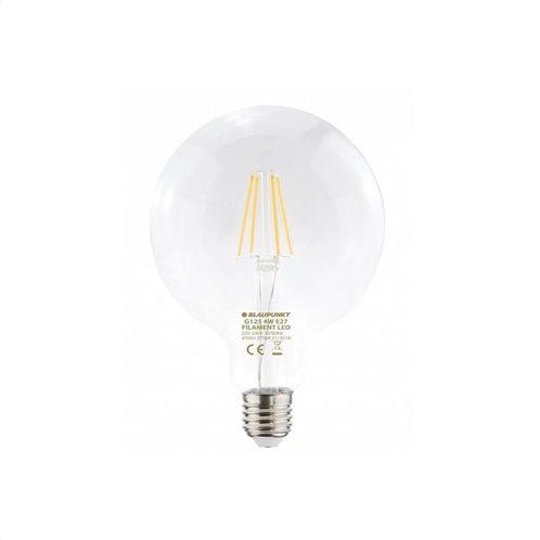 G125 Λάμπα LED 4W 470lm E27 2700K