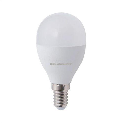 Blaupunkt Λάμπα LED Σφαιρική 8W 806lm E27 3000K G45-2