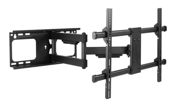 "BRATECK επιτοίχια βάση βαρέως τύπου LPA49-463D για monitor 37-70"" 60kg"