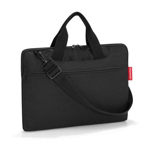 """Reisenthel Τσάντα φορητού PC έως 15.6"""" 40x28.5x3.5cm Black"""