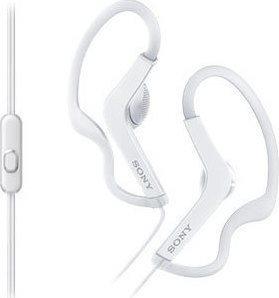 Sony MDR-AS210AP Active Series Splashproof Ακουστικά White