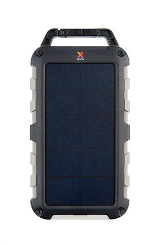 XTORM SOLAR CHARGER 10.000mAh ROBUST BLACK
