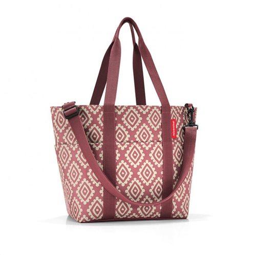 Reisenthel τσάντα ώμου multibag σειρά Diamonds Rouge