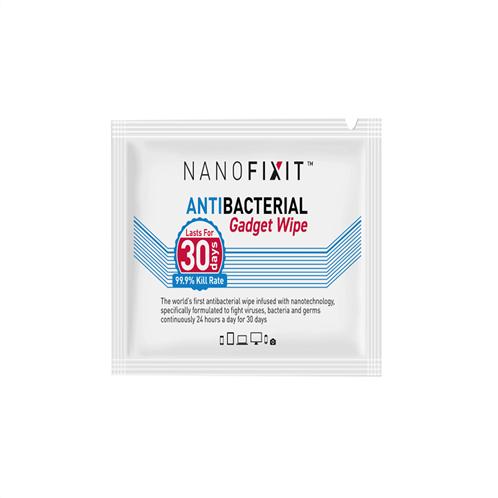 NANOFIXIT Απολυμαντικό μαντηλάκι για φορητές συσκευές 6 Pack