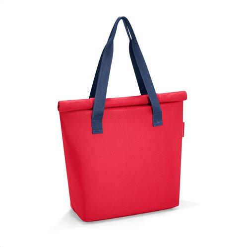 Reisenthel τσάντα φαγητού θερμομονωτική σειρά Fresh lunchbag iso L Red