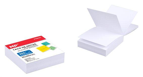 MP χαρτάκια σημειώσεων PN800 85 x 85mm 200τμχ λευκά