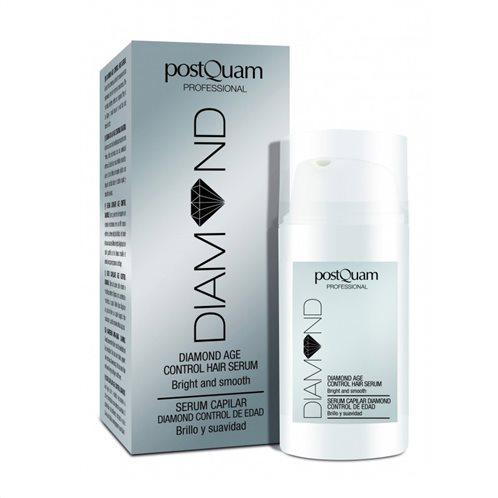 PostQuam Ορός Μαλλιών για Όγκο  Diamond Age Control Hair Serum 30 ml