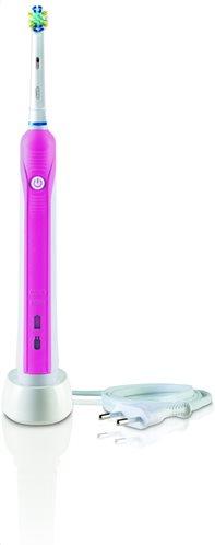 Oral-B Οδοντόβουρτσα Ηλεκτρική Επαναφορτιζόμενη Pro 750 Pink