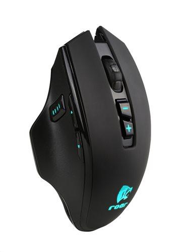 ROAR ασύρματο Gaming ποντίκι RR54W Οπτικό 3000 DPI 8 πλήκτρα
