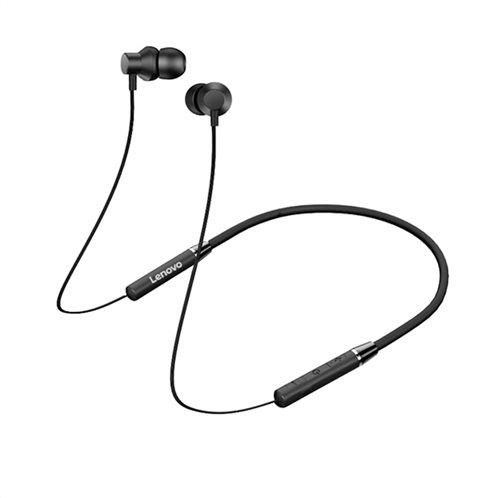 Lenovo Bluetooth Earphone HE05 – Μαύρο