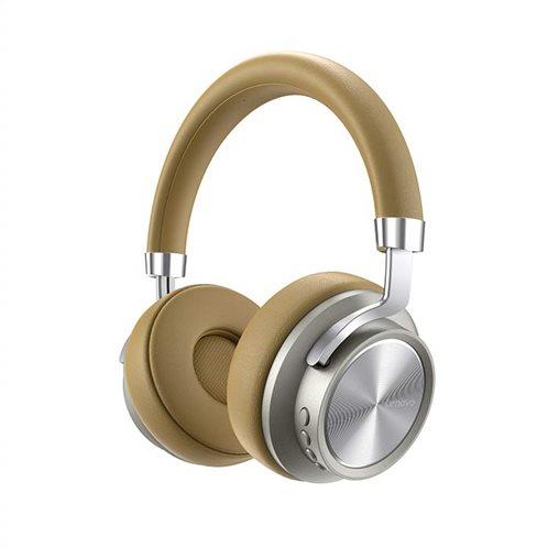 Lenovo Bluetooth Headphone HD800 – Καφέ