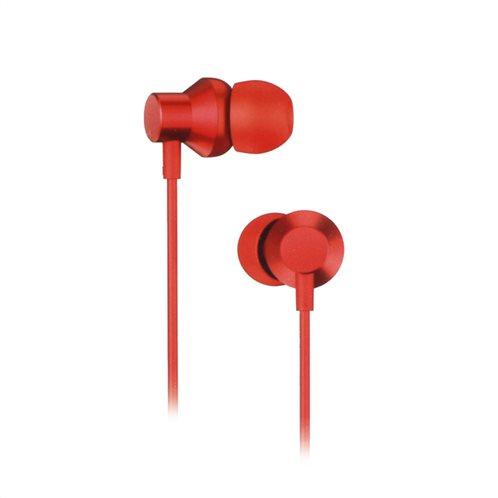 Lenovo Metal In Ear Eearphone HF130 – Κόκκινο