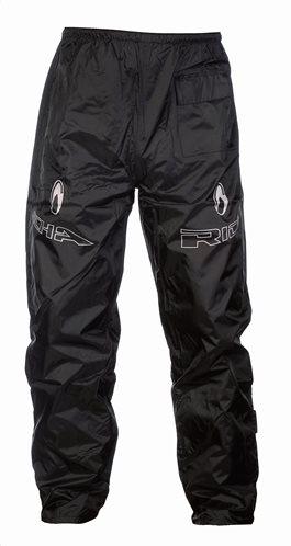 Richa Αδιάβροχο Παντελόνι Rainwarrior Μαύρο 5XLarge