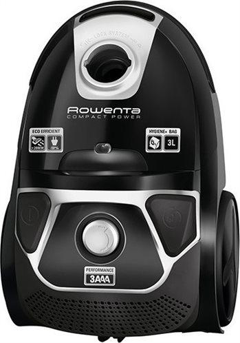 Rowenta Ηλεκτρική Σκούπα με Σακούλα RO3985 Compact Power Animal 750W