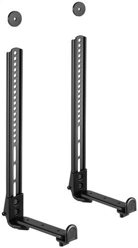 BRATECK βάση soundbar SB-49 508-1143mm 15kg
