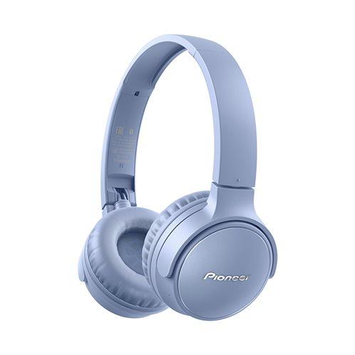 Pioneer S3 Wireless Stereo Headphones – Μπλε
