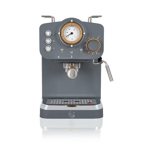 Swan Pump Espresso Coffee Machine – Γκρι