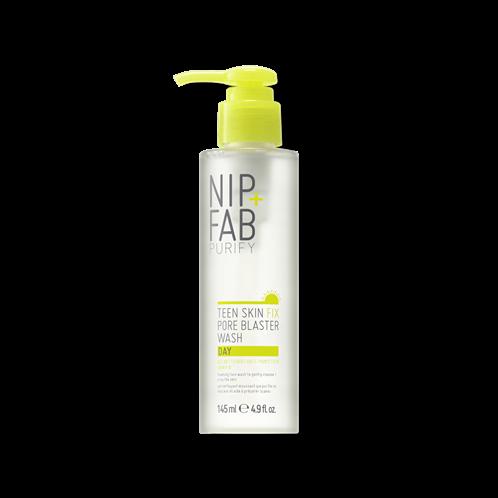 Nip+Fab Καθαρισμός Προσώπου TEEN SKIN FIX JELLY WASH DAY Gel 145ml
