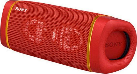 Sony Bluetooth Ηχείο SRS-XB33R Red
