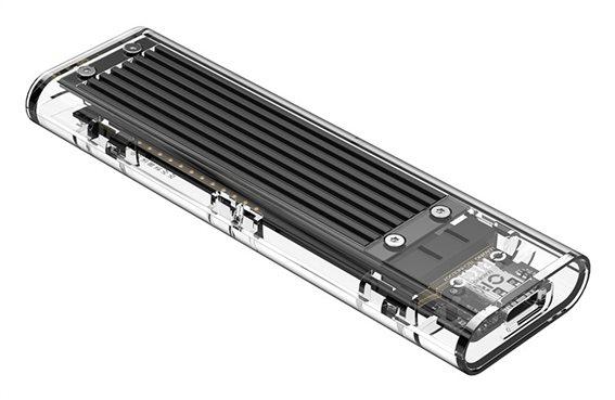 ORICO θήκη για Μ.2 B key SSD TCM2-C3 USB3.1 10Gbps 2TB μαύρο