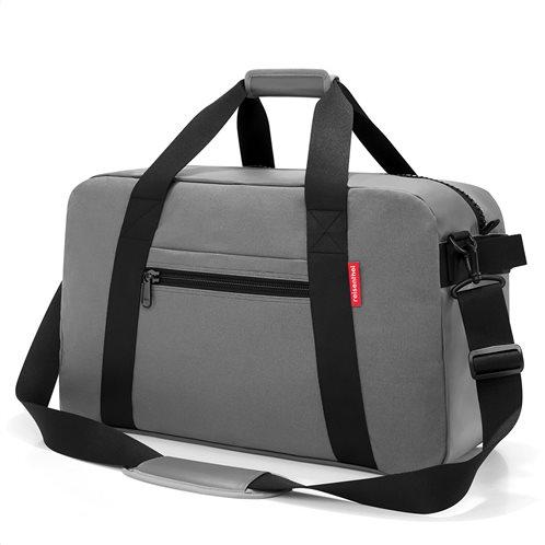Reisenthel τσάντα ταξιδίου traveller 48x34x27cm Canvas Grey