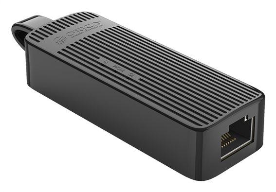 ORICO αντάπτορας USB 2.0 σε Ethernet UTK-U2 100 Mbps μαύρο