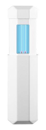 Mini αποστειρωτής υπεριώδους ακτινοβολίας UVC UVS-WH φορητός λευκός