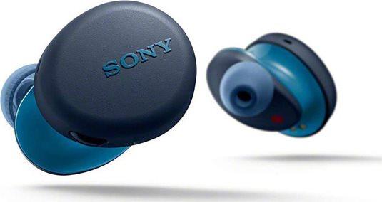Sony True Wireless Ακουστικά WF-XB700L Blue