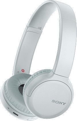Sony WH-CH510 Bluetooth Headphone White