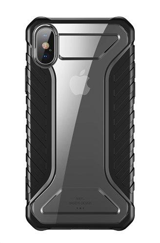 BASEUS θήκη Race Case για iPhone XS WIAPIPH58-MK01 μαύρο