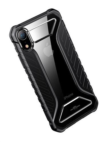 BASEUS θήκη Race Case για iPhone XR WIAPIPH61-MK01 μαύρο