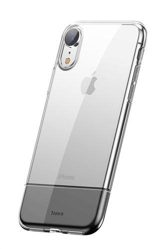 BASEUS θήκη Soft & Hard για iPhone XR WIAPIPH61-RY01 διάφανη