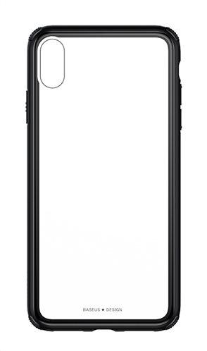BASEUS θήκη See-through για iPhone XR WIAPIPH61-YS01 μαύρο