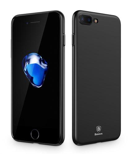 BASEUS θήκη Thin Case για iPhone 7/8 Plus WIAPIPH7P-AZB01 μαύρη