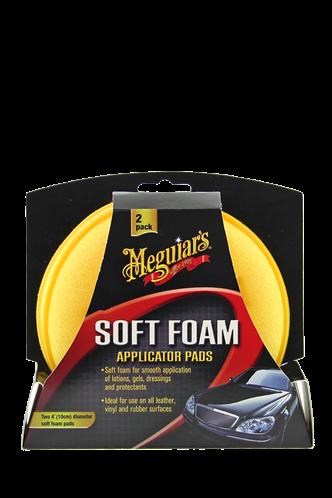 Meguiar's Soft Foam Applicator Pads X3070