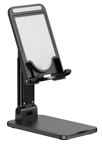 USAMS βάση smartphone & tablet US-ZJ059 ρυθμιζόμενη μαύρη